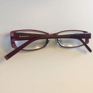 c43552601ad Gant Accessories - Gant maroon eyeglass frames